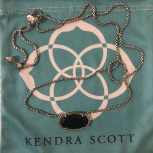 Kendra Scott Delaney Necklace